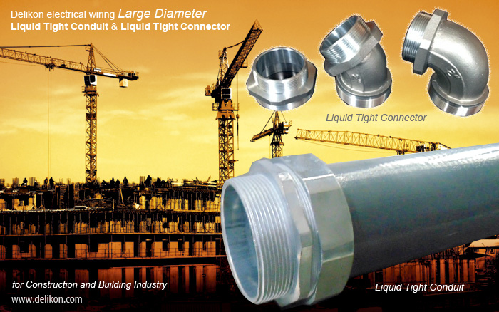 Delikon Large Diameter<br />