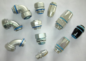 Delikon High Qulity Flexible Conduit Metal Connector