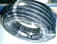Shrink wrapped coil