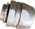 Delikon Heavy Series Swivel Connector for braided flexible conduit